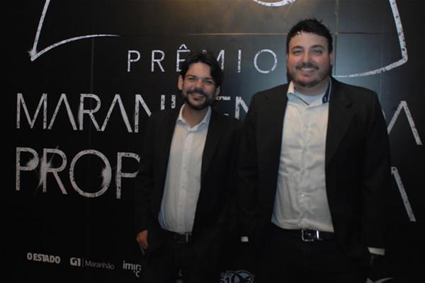 Rafael Pflueger e Juarez Sampaio (Pátio Norte Shopping)
