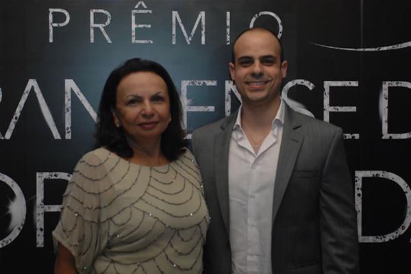 Vanda Torres e Frederico Brandt (VCR Brandt)