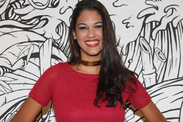 Roberta Tavares, que está no comando da gerência do Mokai Lounge Bar