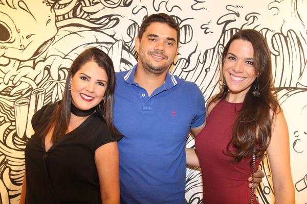Karol Sampaio, Tatiana Lobão, Raíssa Portela e Naiara Ribeiro