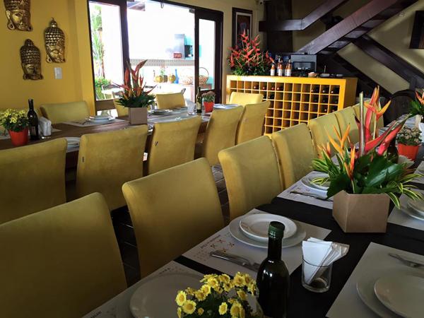 Detalhe do interior do Armazém do Chef (Foto/Reprodução: Facebook)