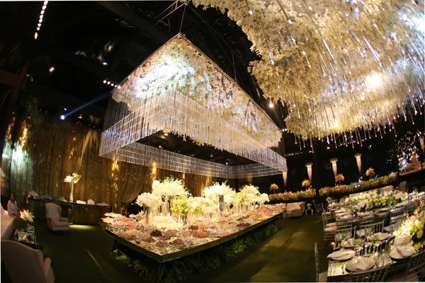 Panorama da decoração