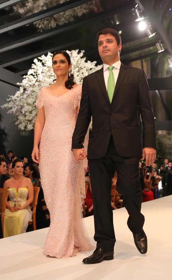 Ana Clara Sarney e Bruno Duailibe