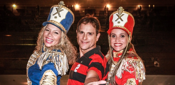 Sylvinho Blau Blau e as ex-paquitas Miúxa e Catuxita, estão entre as atrações da Festa Ploc (Foto/Reprodução: Google)