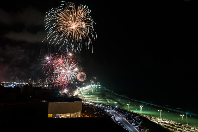 Queima de fogos celebra 2017 - Paulo Soares