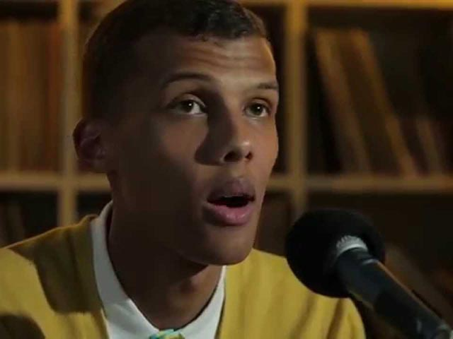 Rapper Belga Stromae