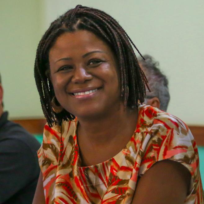 Secretária de Estado de Turismo, Delma Andrade.  Foto: Divulgação