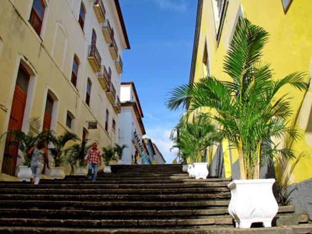 Escadaria Humberto de Campos (Praia Grande)