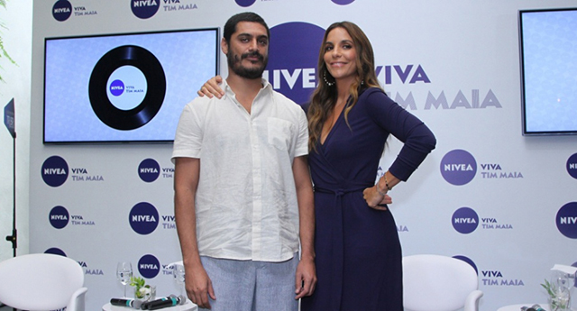 Criolo e Ivete Sangalo. Foto: Divulgação