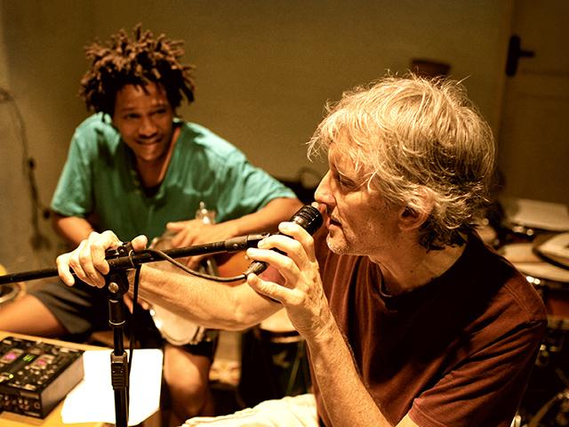 Isaías Alves e Celso Borges. Foto: Divulgação