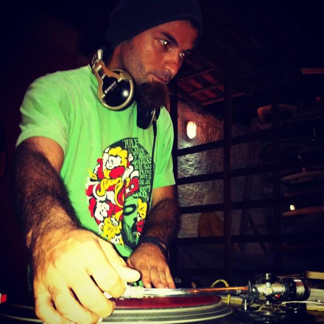DJ Alladin. Foto: Divulgação