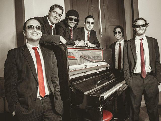 Blues Beatles Piano: uma das atrações do 7º Lençóis Jazz Festival em São Luís. Foto: Taciano Brito