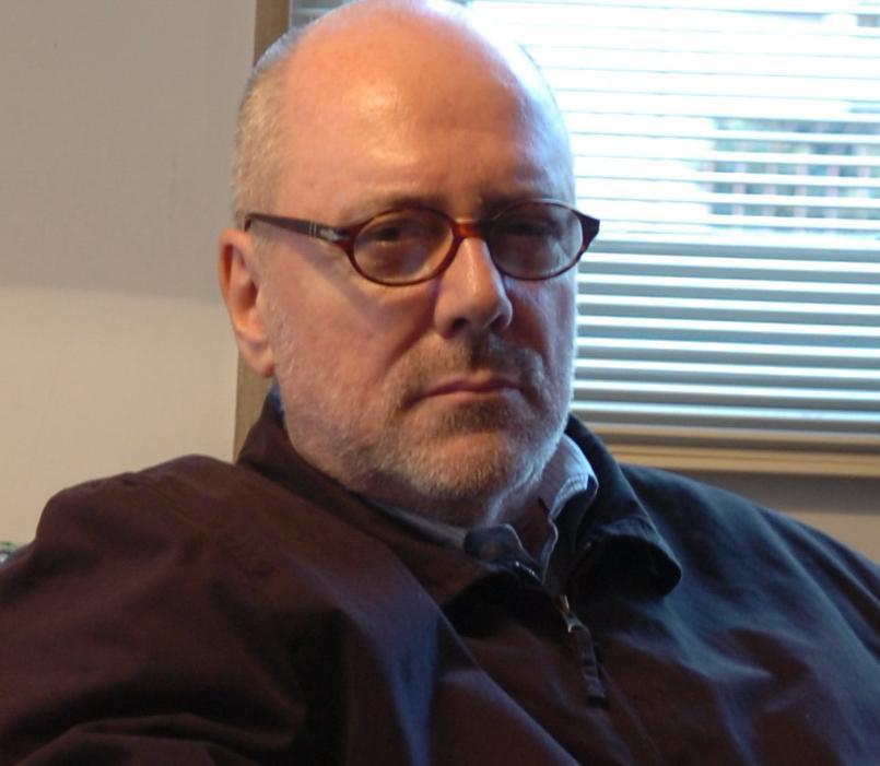 Escritor João Gilberto Noll. Foto: Divulgação