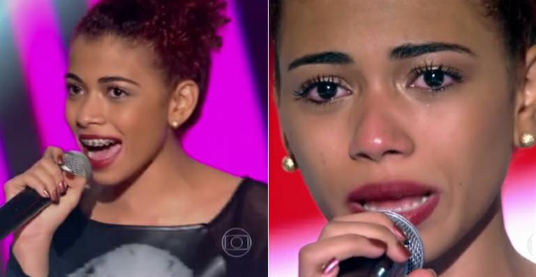 A cantora caxiense Tori Huang selecioonada no The Voice Brasil com a música Telegrama, de Zeca Baleiro. Foto: Divulgação