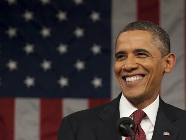 """Presidente dos EUA, Barack Obama, fazendo uma ponta no álbum do Coldplay, """"A Head Full Of Dreams"""". Foto: Divulgação."""