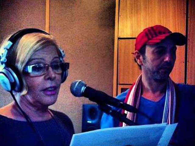 Vanusa e Zeca Baleiro. Foto: Divulgação