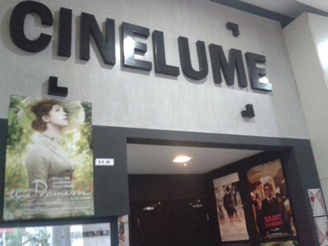 Cine Lume. Foto: Divulgação.