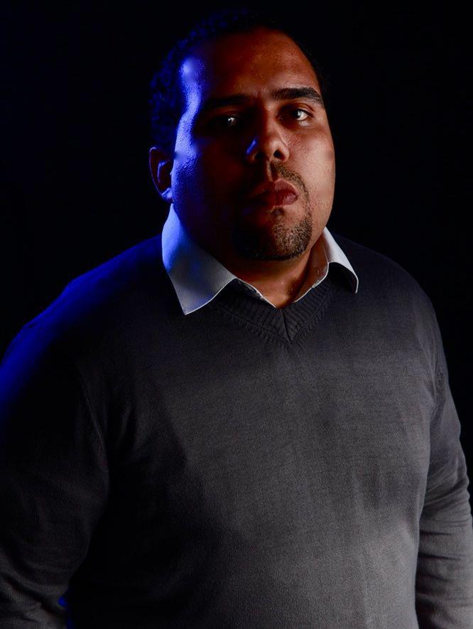 DJ Ksyfux: promete fazer barulho com seu set plural e animado. Foto: Divulgação.