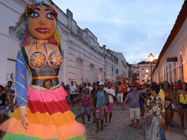 Banda Bandida: uma das atrações do Pré-Carnaval no fim de semana, na Praia Grande. Foto: Divulgação