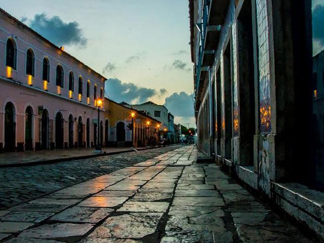 São Luís: Patrimônio da Humanidade. Foto: Divulgação