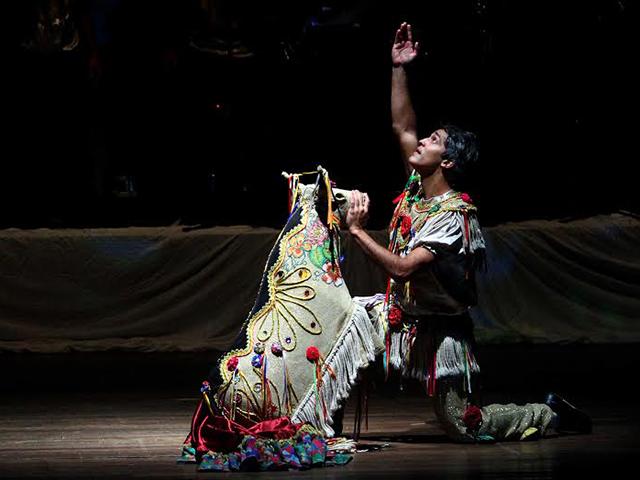 Folclore Maranhense no 2º Encontro Brasileiro das Cidades Históricas, Turísticas e Patrimônio Mundial. Foto: Gilson Teixeira/Secap