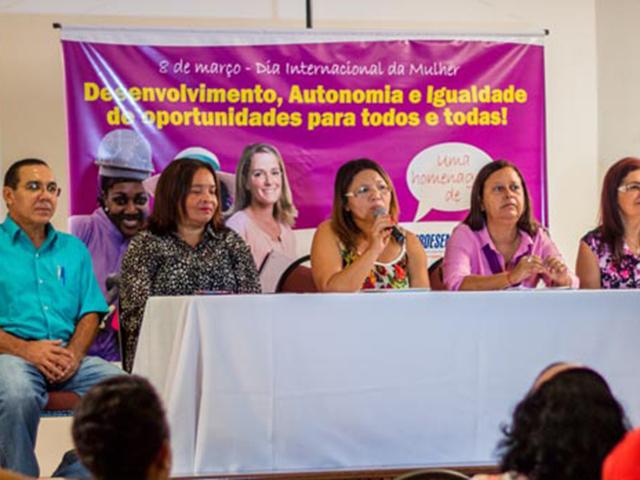 O tema em questão este ano, será Marcos Legais do Enfrentamento à Violência contra as Mulheres. Foto: Arquivo