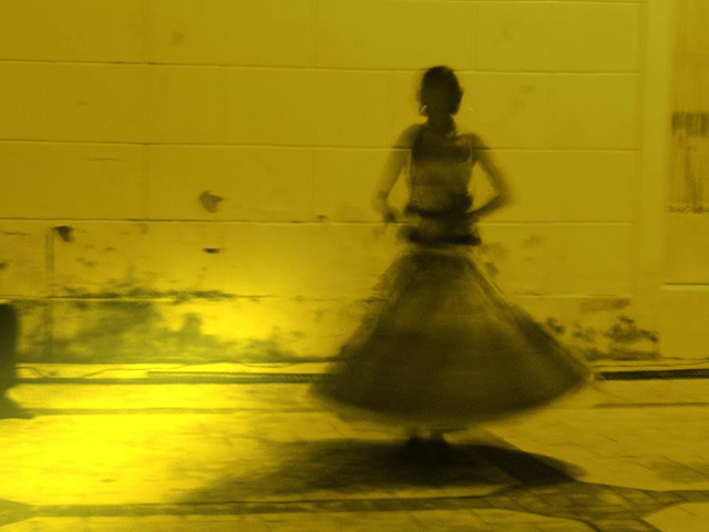 Bailarina Ana Duarte. Foto: Jards