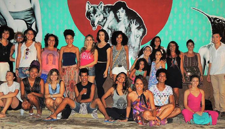 Discutindo o feminismo. Foto: Divulgação