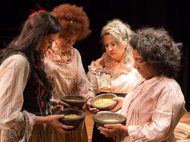 Mulheres de Aluá. Foto: Divulgação