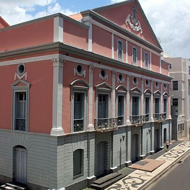Teatro Artur Azevedo. Foto: Divulgação