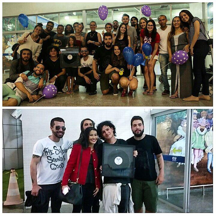 Soulvenir recepcionada com festa em São Luís. Foto: Facebook