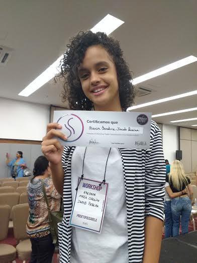 Carolina Jacob. Foto: Divulgação