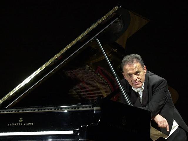 Pianista Miguel Proença; consagragado internacionalmente. Foto: Divulgação