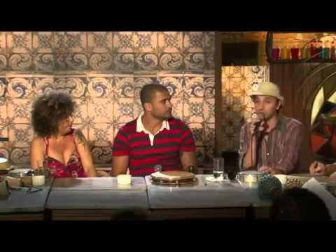 Rita Benneditto, Diogo Nogueira e Zeca Baleiro. Foto: Divulgação