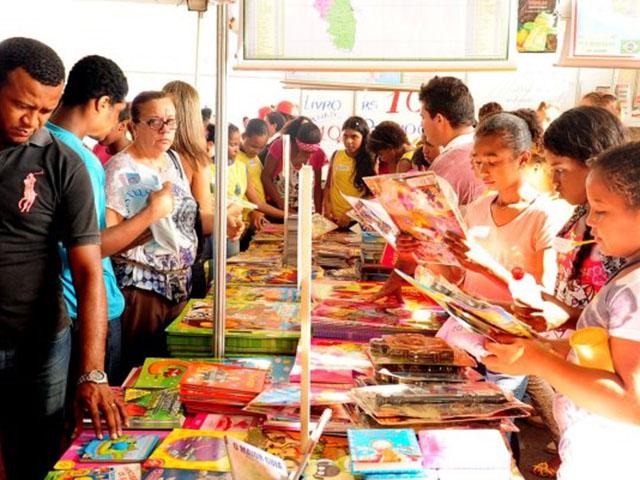 Feira do Livro de São Luís - FELIs. Foto: Divulgação