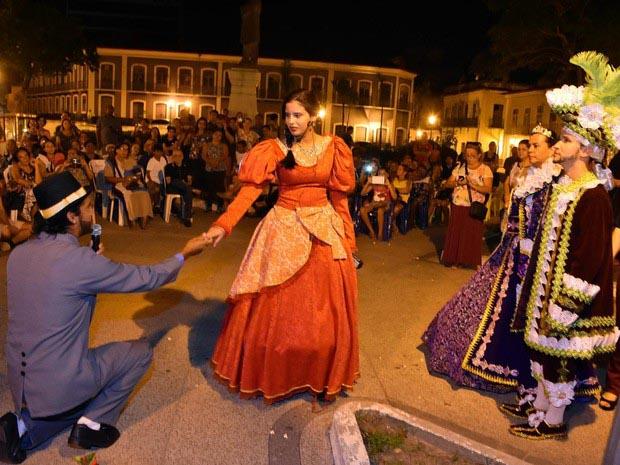 Serenata Histórica celebra os 404 anos de São Luís (Foto: Divulgação)