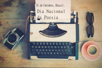 Faça um poema e mostre o poeta que existe em você!!! Foto: Divulgação