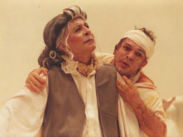 Aldo Leite e Cesar Boaes. Foto: Arquivo