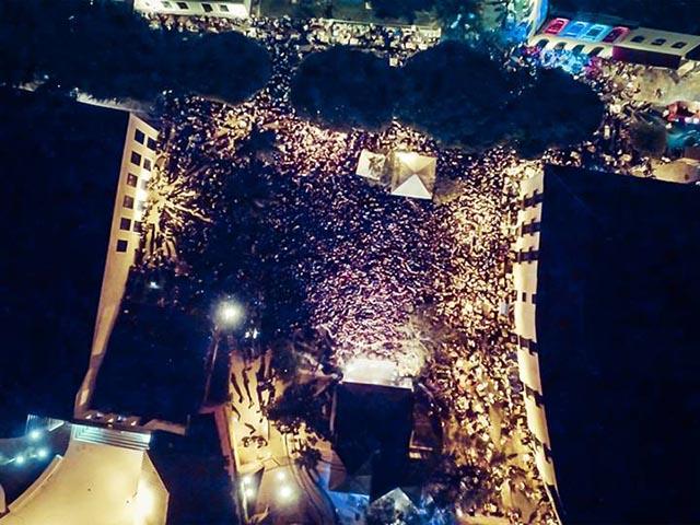 Público correspondeu a missão do Festival BR-135. Foto: Divulgação