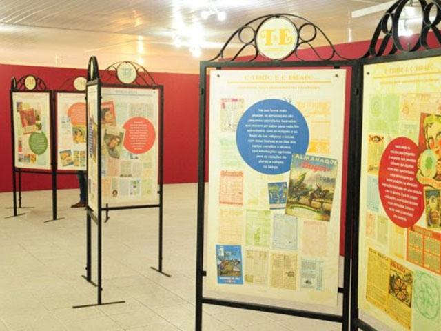 Feira do Livro terá programação em diversos museus de São Luís. Foto: Divulgação