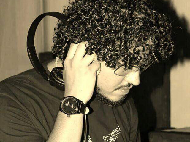 DJ Hugo Bodanski. Foto; Divulgação