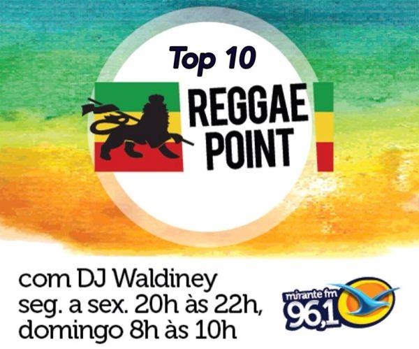 top 10 reggae point
