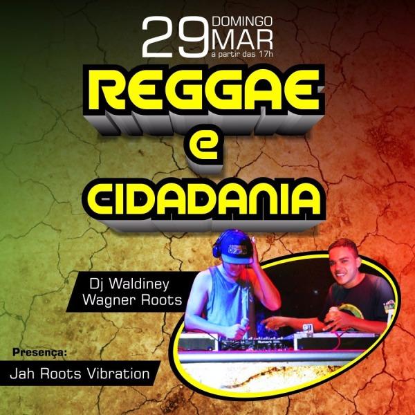 reggae e cidadania