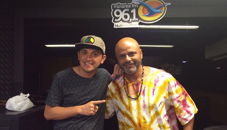 DJ Waldiney e George Gomes