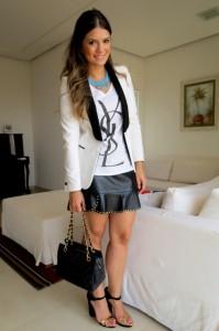 blazer branco com lapela preta blog eu e minha boca grande