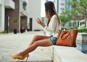 Street-style-shorts-jeans