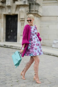 sofie-valkiers-mary-katrantzou-floral-dress-paris-street-style-h724