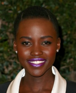 Lupita-Nyongo-in-Prabal-Gurung-2013-Governors-Awards-Hair-and-Makeup