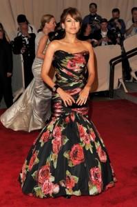 vestido-para-madrinha-estampados-2012-2013