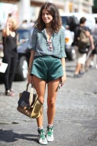 NY fashion week the man repeller
